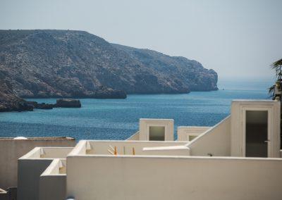 Vistas al mar desde una habitación - Boutique Hotel el Tío Kiko