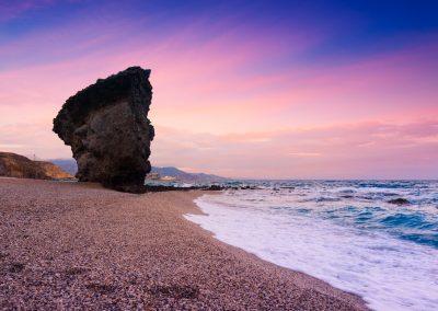 Playa de Los Muertos en Cabo de Gata - Boutique Hotel el Tío Kiko