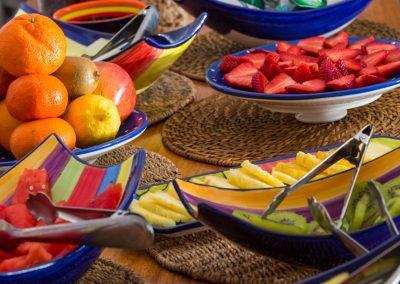Desayuno variado mediterráneo - Boutique Hotel el Tío Kiko
