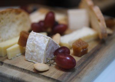 Tabla de quesos gourmet Boutique Hotel El Tío Kiko